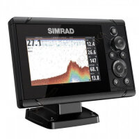 Картплоттер SIMRAD Cruise-5, ROW Base Chart, 83/200 XDCR