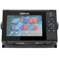 Картплоттер SIMRAD Cruise-7,ROW Base Chart,83/200 XDCR