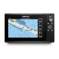 Картплоттер SIMRAD Cruise-9, ROW Base Chart, 83/200 XDCR