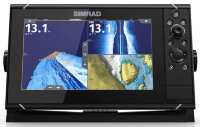 Картплоттер SIMRAD NSS9 evo3 with world basemap