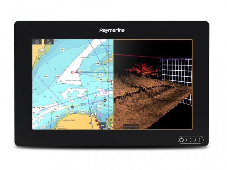 Картплоттер Raymarine AXIOM 9 RV