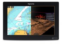 "Raymarine AXIOM 12 RV, Multi-function 12"" Display with integrated RealVision 3D, 600W Sonar, no transducer"