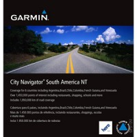 City Navigator® South America NT