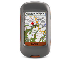 Garmin Dakota 20 (с картой России)